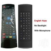 T3 Backlight Mic 2.4G Fly Air Mouse Mini Keyboard IR Remote Control   Accessories & Supplies for Electronics for sale in Nairobi, Nairobi Central