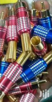 Car Audios Asembly Monster Jack Connectors | Vehicle Parts & Accessories for sale in Siaya, Siaya Township