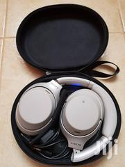 Sony WH-1000XM3 Noise Cancelling Wireless Bluetooth Headphones | Headphones for sale in Nairobi, Nairobi Central