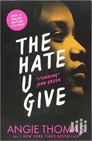 The Hate You Give -angie Thomas | Books & Games for sale in Nairobi, Nairobi Central