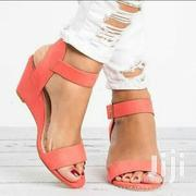 Smart Suede Wedges For Stylish Ladies | Shoes for sale in Mombasa, Tudor