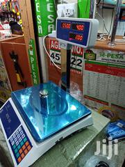 Rechargeable Digital Weighing Scale Machine   Store Equipment for sale in Nairobi, Nairobi Central