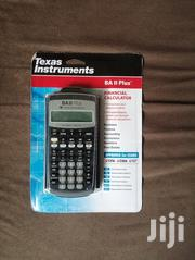 (Texas Instruments) Advanced Financial Calculator (BA II Plus) | Stationery for sale in Nairobi, Nairobi Central