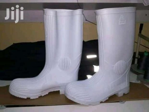 Archive: White Work Master Gumboots