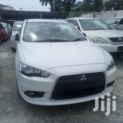 Mitsubishi Galant 2012 White | Cars for sale in Mombasa, Shimanzi/Ganjoni