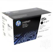 HP 05A Black Original Laserjet Toner Cartridge(CE505A) | Accessories & Supplies for Electronics for sale in Nairobi, Nairobi Central