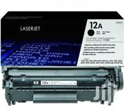 HP 12A Black Original Laserjet Toner Cartridge(Q2612A) | Accessories & Supplies for Electronics for sale in Nairobi, Nairobi Central