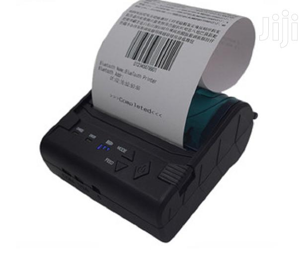 Archive: 80mm Small Bluetooth Receipt Printer for POS System