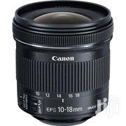 Canon EF-S 10-18mm F/4.5-5.6 IS STM Lens | Accessories & Supplies for Electronics for sale in Nairobi, Nairobi Central