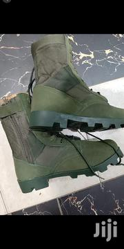 Men Combat Canvas Climbing Boots | Shoes for sale in Nairobi, Nairobi Central