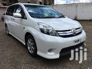 Toyota ISIS 2012 White | Cars for sale in Nairobi, Ngando