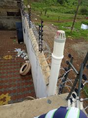 Double Galvanised 450mm Razor Wire Both Silver And Green | Building Materials for sale in Nairobi, Nairobi Central