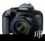Canon Camera EOS 800d/Rebel T7i DSLR Camera With 18-55mm Lenses   Photo & Video Cameras for sale in Nairobi, Nairobi Central