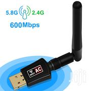 600mbps USB Wifi Adapter Mini Dongle External Wireless LAN Network | Computer Accessories  for sale in Nairobi, Nairobi Central