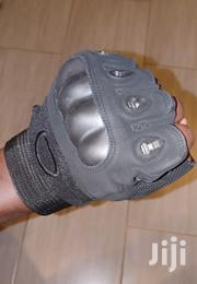 Gym/Motorcycle/Combat Leather Gloves | Safety Equipment for sale in Kisumu, Central Kisumu