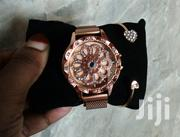 Mercier Luxury Rose Gold Wristwatch For Ladies | Watches for sale in Mombasa, Tudor