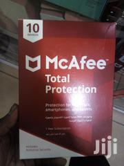 Mcafee Total Protection, 10 Device, Antivirus Software,1 Year | Software for sale in Nairobi, Nairobi Central