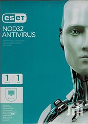 ESET NOD32 Antivirus 2 PC, 1 Year CD | Software for sale in Nairobi, Nairobi Central