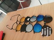 5~In~1 Polarized Magnetic Clip on Sunglasses | Clothing Accessories for sale in Nairobi, Nairobi Central