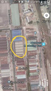 Warehouses for Sale | Commercial Property For Sale for sale in Mombasa, Shimanzi/Ganjoni