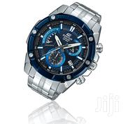 Casio Edifice Black,White Blue Dial EFR 559DB 1A | Watches for sale in Nairobi, Nairobi Central