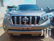 Toyota Land Cruiser Prado 2016 VX Gray | Cars for sale in Kisumu, Central Kisumu