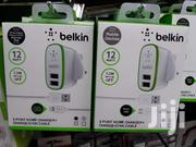 Belkin Dual Port Charger | Accessories for Mobile Phones & Tablets for sale in Nairobi, Nairobi Central