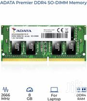 ADATA 2666 Mhz SO-DIMM Memory Module DDR4 8 GB (Dual Channel | Computer Accessories  for sale in Nairobi, Nairobi Central