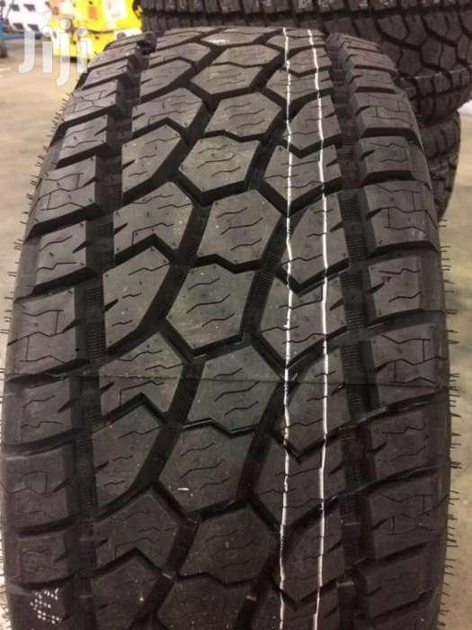 265/65/17 Radar Tyre's Is Made In Indonesia