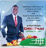 Christmas Happy New Year Graphic Design | Computer & IT Services for sale in Trans-Nzoia, Hospital (Kiminini)