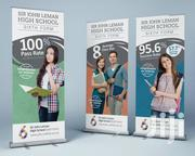 Roll Up Banner Printing High Quality | Computer & IT Services for sale in Nairobi, Nairobi Central