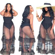 See Through Mesh Dress Night Dress Pool Party Dress | Clothing for sale in Nairobi, Parklands/Highridge
