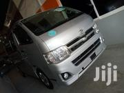 Toyota HiAce 2013 Silver | Buses & Microbuses for sale in Mombasa, Ziwa La Ng'Ombe