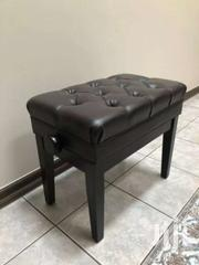 Height Adjustable Leather Piano Bench Chair Stool | Furniture for sale in Nairobi, Nairobi Central
