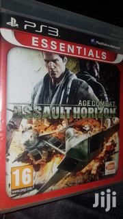 Ace Combat Assault Horizon For Playstation 3 Aeroplane Simulation Game | Video Game Consoles for sale in Nairobi, Nairobi Central