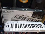 Studio Midi Keyboard By M Audio Samson Carbon | Musical Instruments & Gear for sale in Nairobi, Nairobi Central