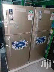 Super Cool Gold In Colour Double Doors Fridge With Warranty. Hot Cake   Kitchen Appliances for sale in Mombasa, Bamburi