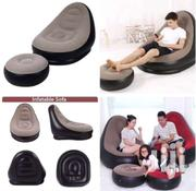 Portable Inflatable Seats With Footrest and Free Electric Pumb. | Furniture for sale in Nairobi, Nairobi Central
