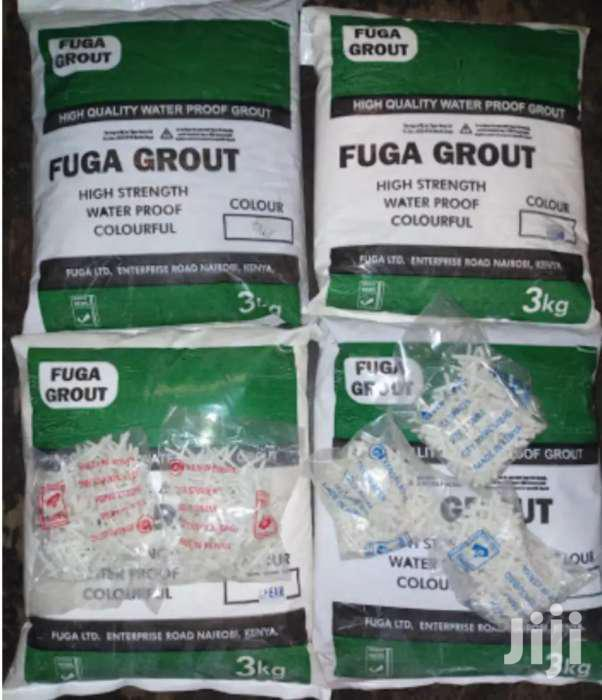 Archive: Grout Fuga