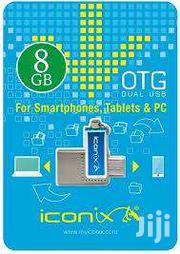 Iconix OTG Flash Disks 8GB/16GB/32GB | Computer Accessories  for sale in Kisumu, Market Milimani