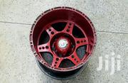 Alloy Wheels Rims For Matatu And Pickups(1pair Back ) | Vehicle Parts & Accessories for sale in Mombasa, Bamburi