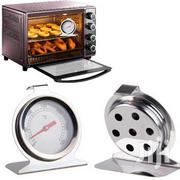 Stainless Steel Kitchen Grill Oven Dial Thermometer Gauge | Restaurant & Catering Equipment for sale in Nairobi, Nairobi Central