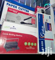 Office Point A4 Spiral Binding Machine Comb | Stationery for sale in Nairobi, Nairobi Central