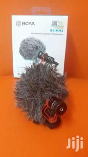 BOYA BY-MM1 Microphone Compact On Camera Mobile Phone | Home Appliances for sale in Nairobi, Nairobi Central