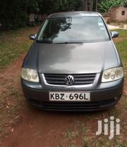 Volkswagen Touran 2.0 FSi Highline 2007 Gray | Cars for sale in Kajiado, Ongata Rongai