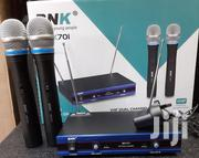 Bnk Wireless Microphone Bk701model | Audio & Music Equipment for sale in Nairobi, Nairobi Central