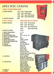 Servo Controlled Voltage Stabilizers | Electrical Equipment for sale in Nairobi, Embakasi