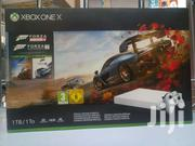Xbox One X Forza Horizon 4 And Forza Motorsport 7 Bundle   Video Game Consoles for sale in Nairobi, Nairobi Central