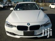 BMW 320i 2013 White | Cars for sale in Mombasa, Ziwa La Ng'Ombe