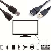 USB Extension Cable 2.0 Male To Female Data Sync Extender Charger Conc | Computer Accessories  for sale in Nairobi, Nairobi Central